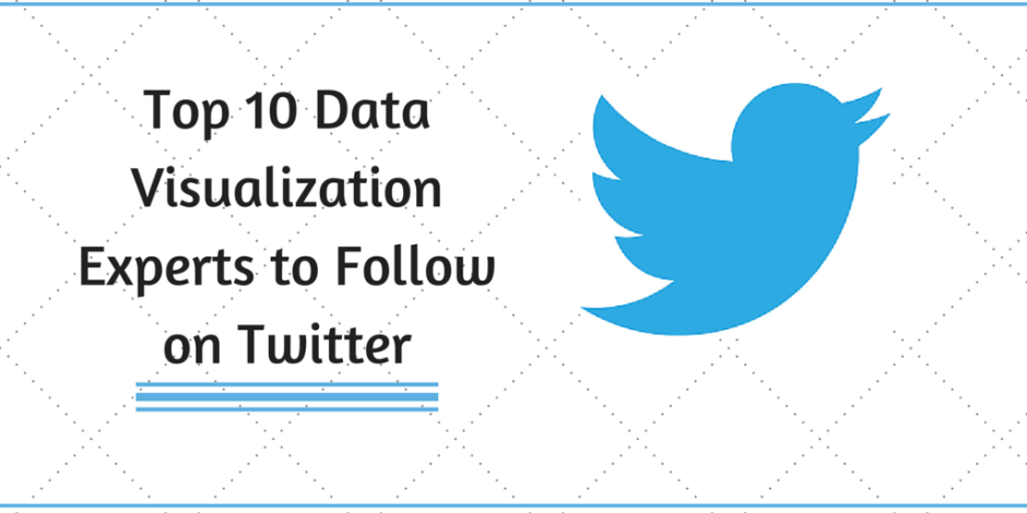 Top 10 Data Visualization experts to Follow on Twitter
