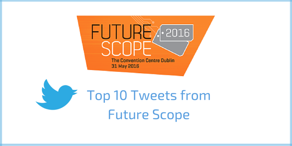 Top 10 Tweets From Future Scope